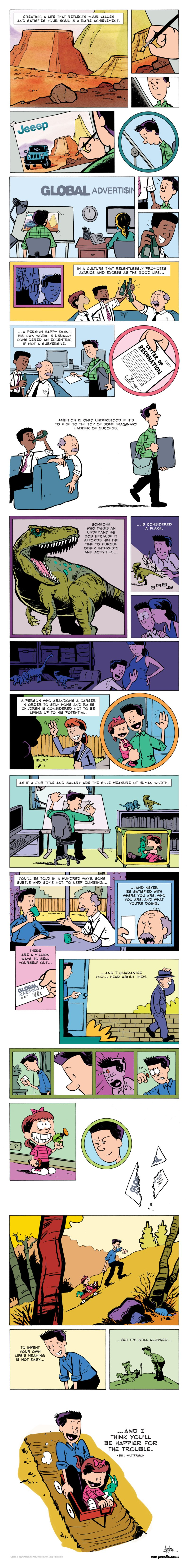 Courtesy of Zen Pencils- follow the link for the original plus commentary by the Artist